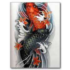 Souldier Mma The Koi Fish The Samurai Legend