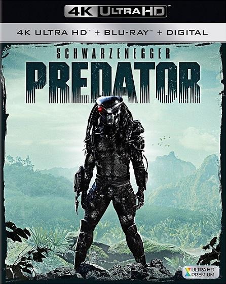 Predator 4K (Depredador 4K) (1987) 2160p 4K UltraHD HDR BluRay REMUX 50GB mkv Dual Audio DTS-HD 5.1 ch