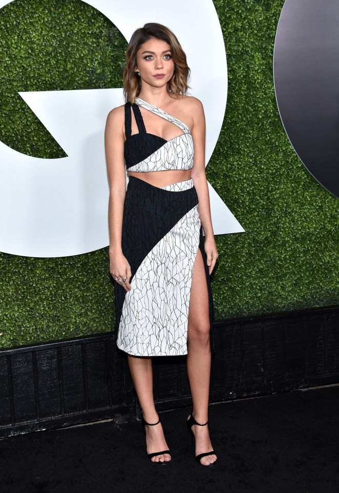 Sarah Hyland - Sexiest Celebrities at the GQ Men of the Year Party 2015 in LA