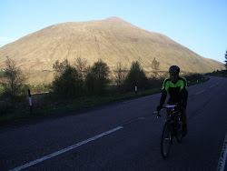 Day 7: 27th April 211. Into the Highlands