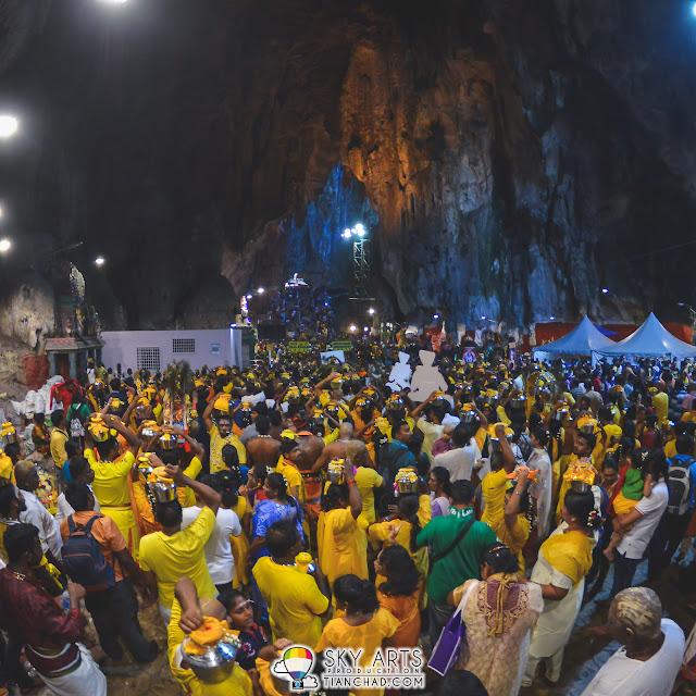 Thaipusam 2016 @ Batu Caves Malaysia (Photo by TianChad)