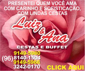 Luiz &amp; Ana Cestas e Buffet