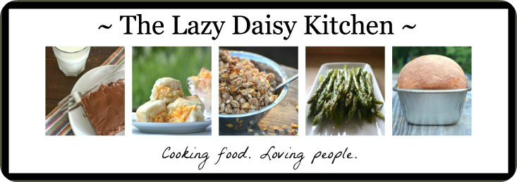 The Lazy Daisy Kitchen