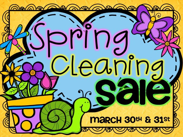 Time for a Spring Cleaning?