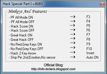Hack Special Part I v.6083