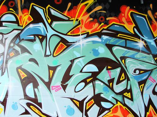 graffiti wallpaper designs - photo #22