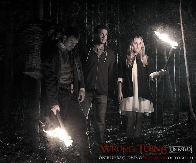 Hình ảnh phim Ngã Rẽ Tử Thần 6