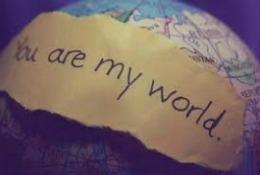 -Grítale al mundo que me quieres
