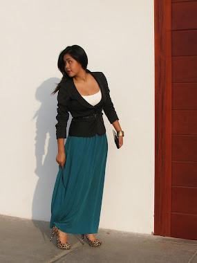 Maxi Falda Outfit 2