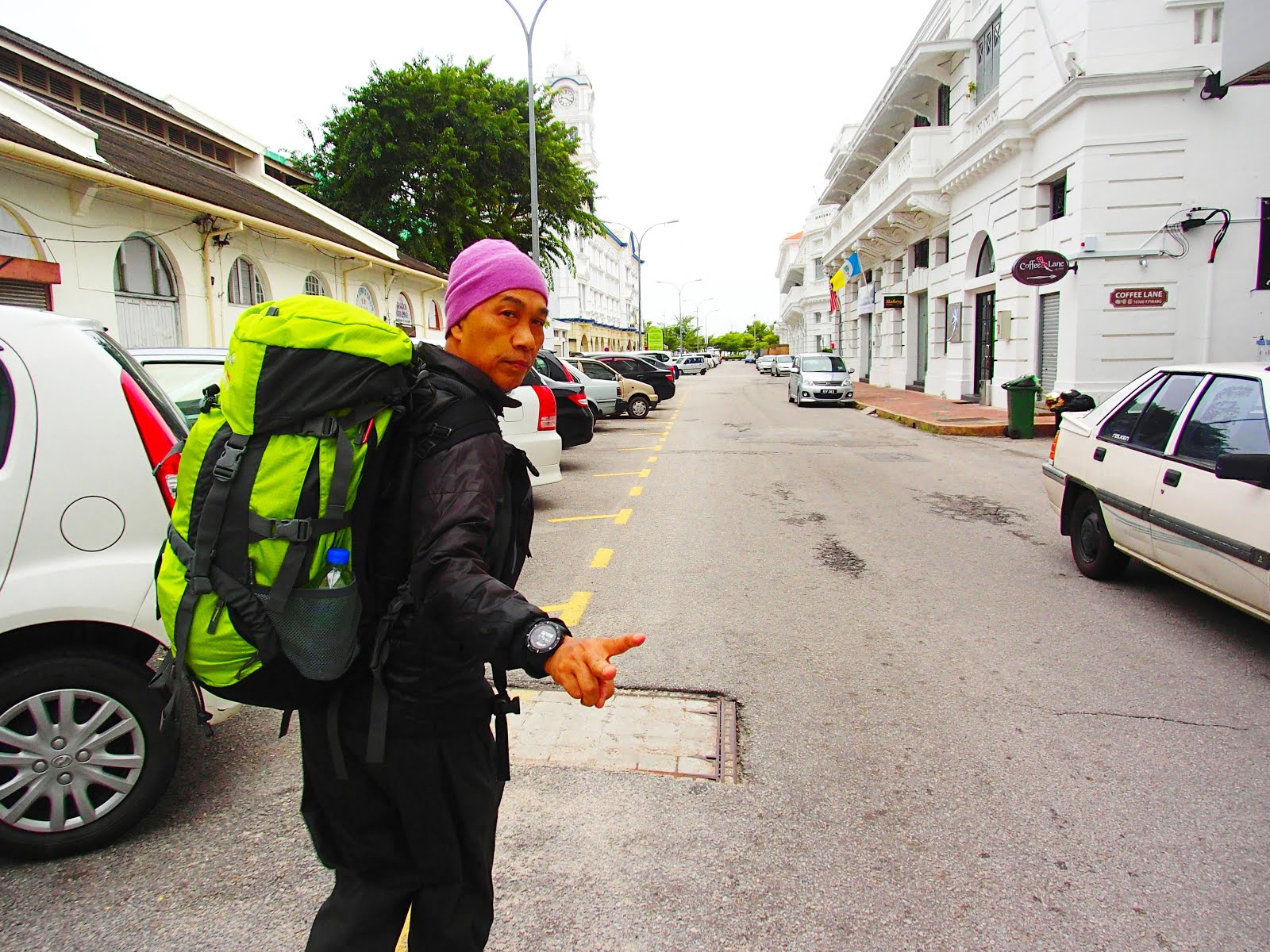 BACKPACKER [2014]