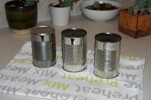 DIY: Utensil Holders