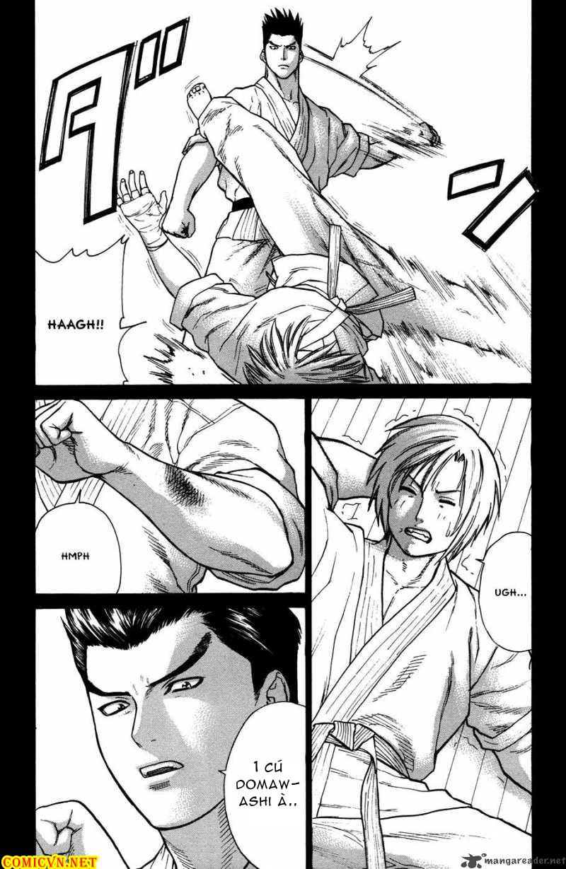 Karate Shoukoushi Kohinata Minoru chap 21 Trang 6