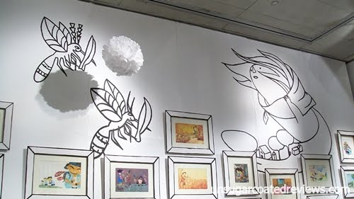 Ilustrador ng Kabataan art exhibit at Ayala Museum