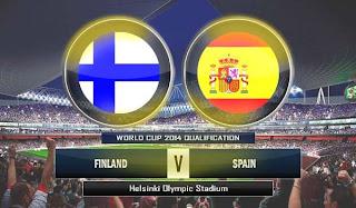 Finlandia vs Spanyol