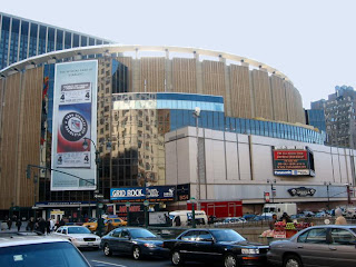 Madison Square Garden Front