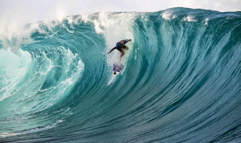 Billabong Pro Tahiti 2014 Nathan Hedge AUS Foto ASP Will H S