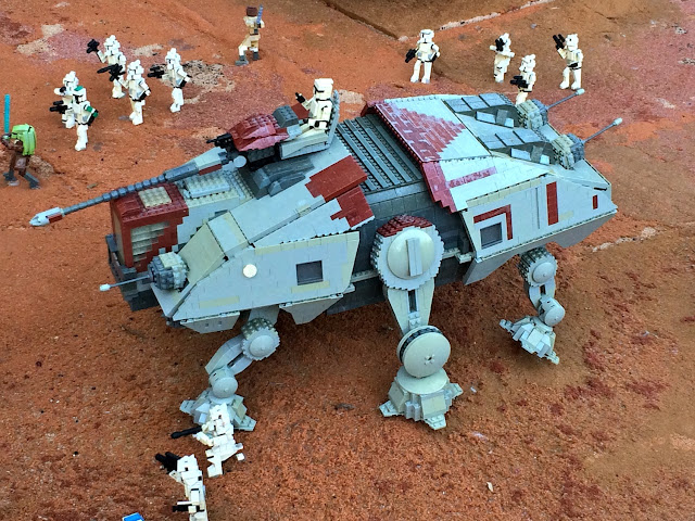 Disney Sisters: LEGO Star Wars Miniland: The Force is Strong at ...