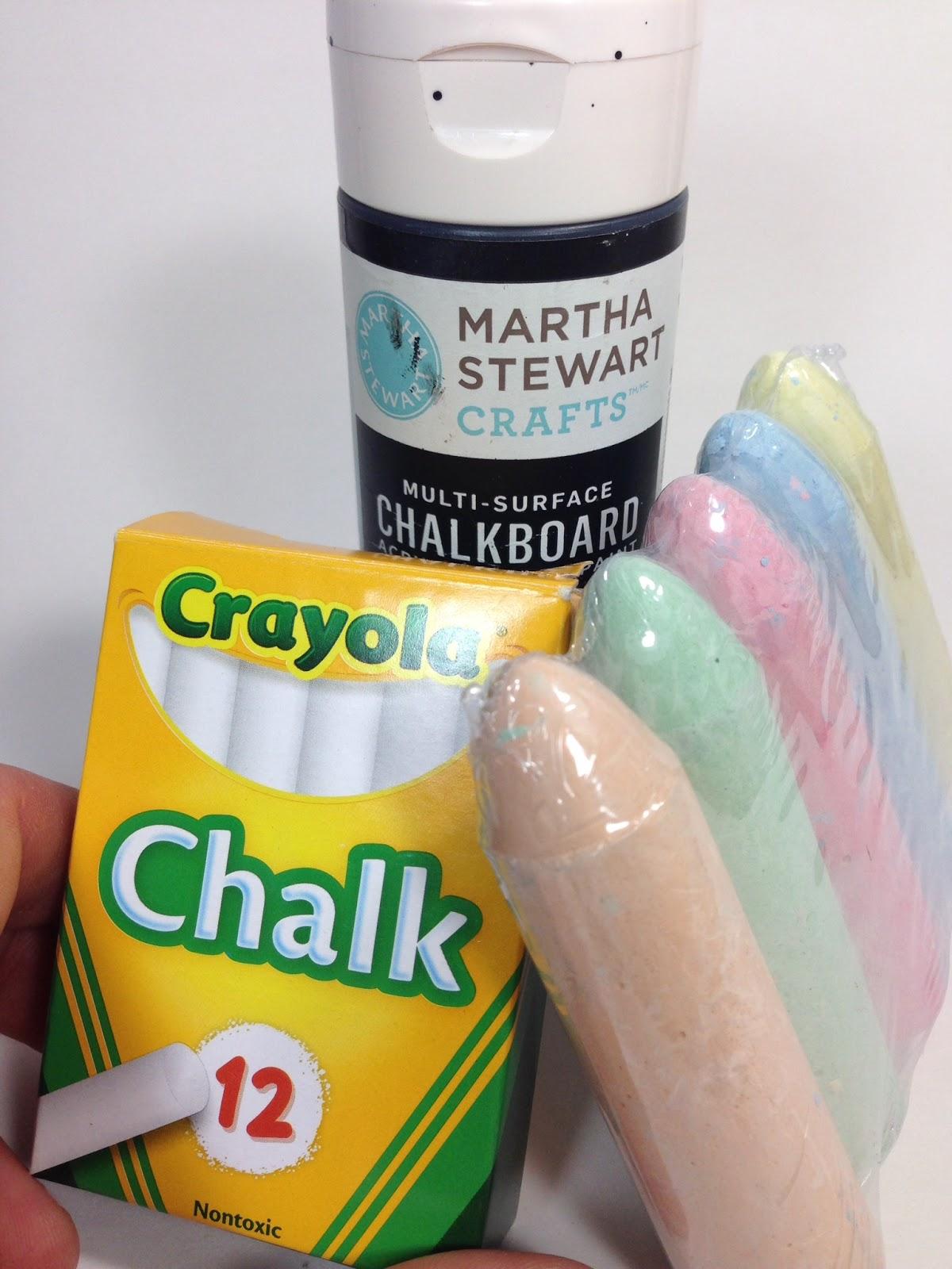 how to make liquid hand chalk