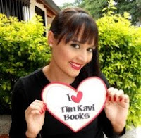 emerging Goddesses love Tim Kavi Books!