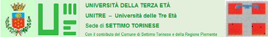UNITRE : UNIVERSITÀ DELLA TERZA ETÀ DI SETTIMO TORINESE