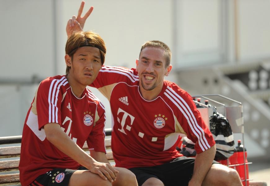 Ribery'nin 10 şakası