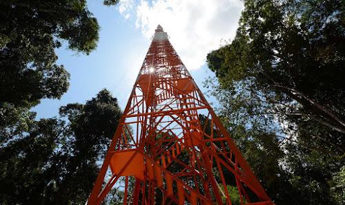 Maior torre de pesquisa do mundo