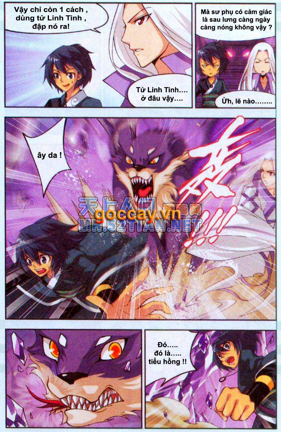 Đấu Phá Thương Khung chap 29 page 8 - IZTruyenTranh.com