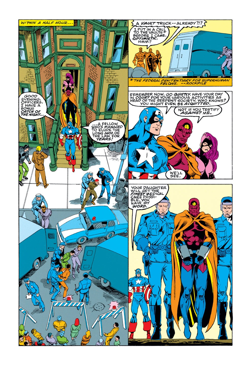 Captain America (1968) Issue #424 #374 - English 20