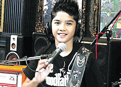 Gambar Ahmad Al Ghazali Anak Sulung Ahmad Dhani Yang Dikatakan Ikut Ibunya Maia Estianty