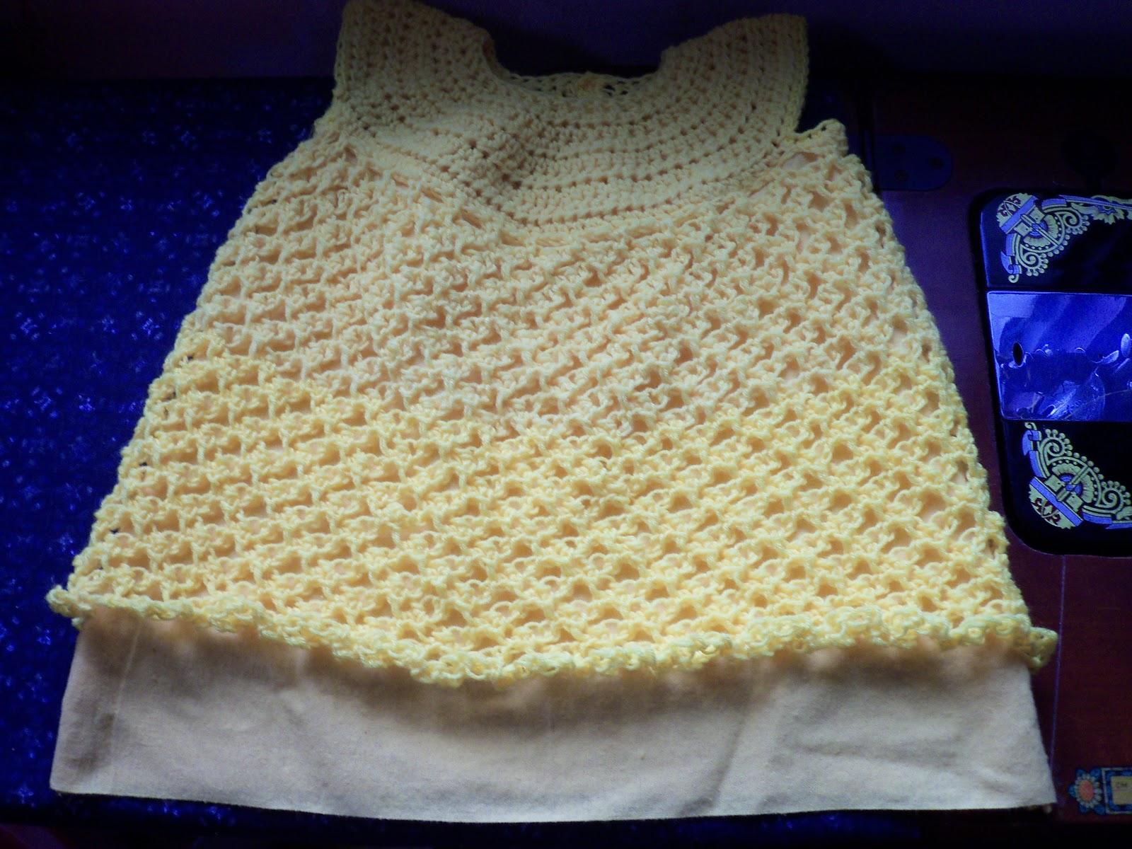 hobiku crochet: Lama tak berkongsi