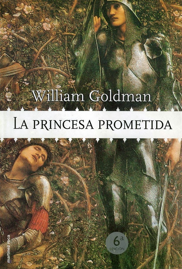 La princesa prometida de William Goldman