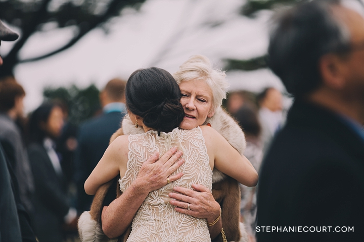 wedding at lovers point monterey