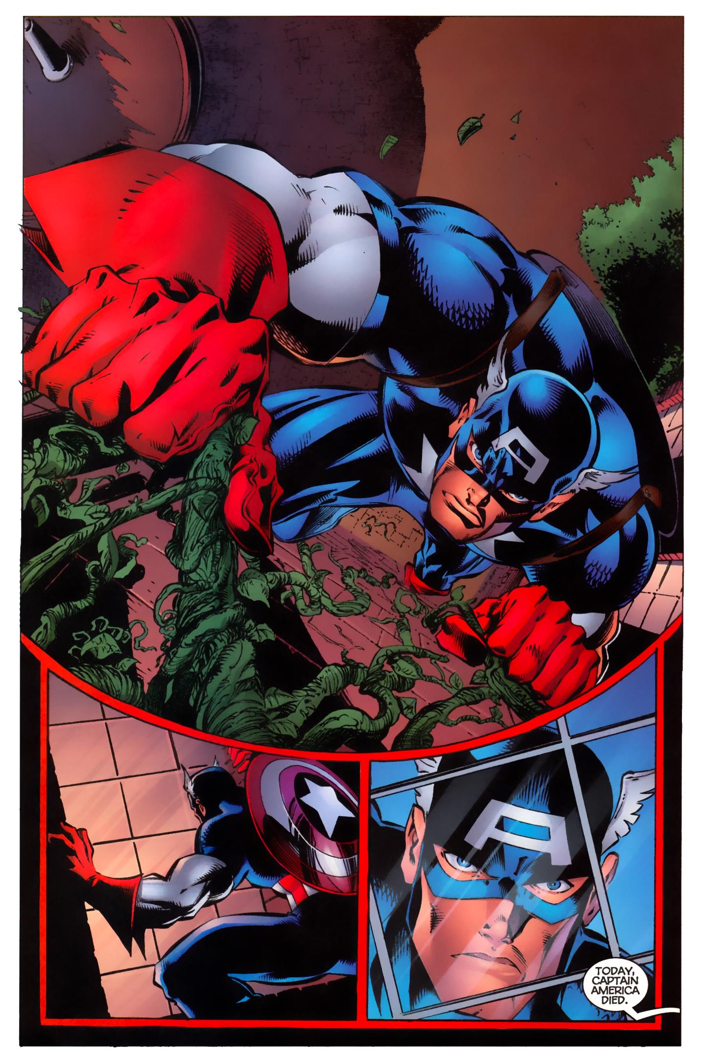 Captain America (1996) Issue #10 #10 - English 20