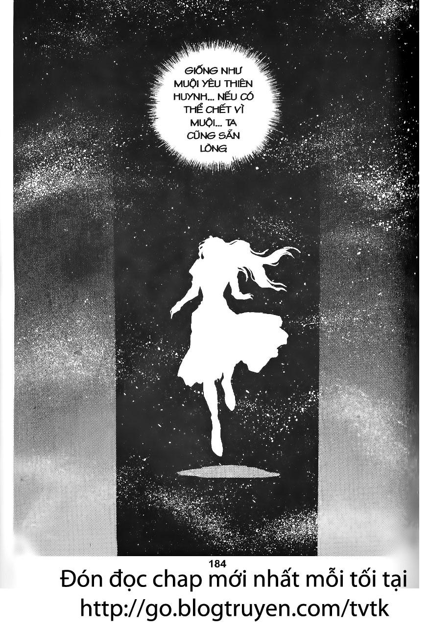 Shoma – Thiên Vương Thần Kiếm chap 85 Trang 35