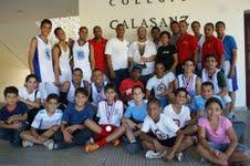 Colegio Calasanz Santo Domingo  Campeón de la Gran Copa Calasanz 60  Aniversario