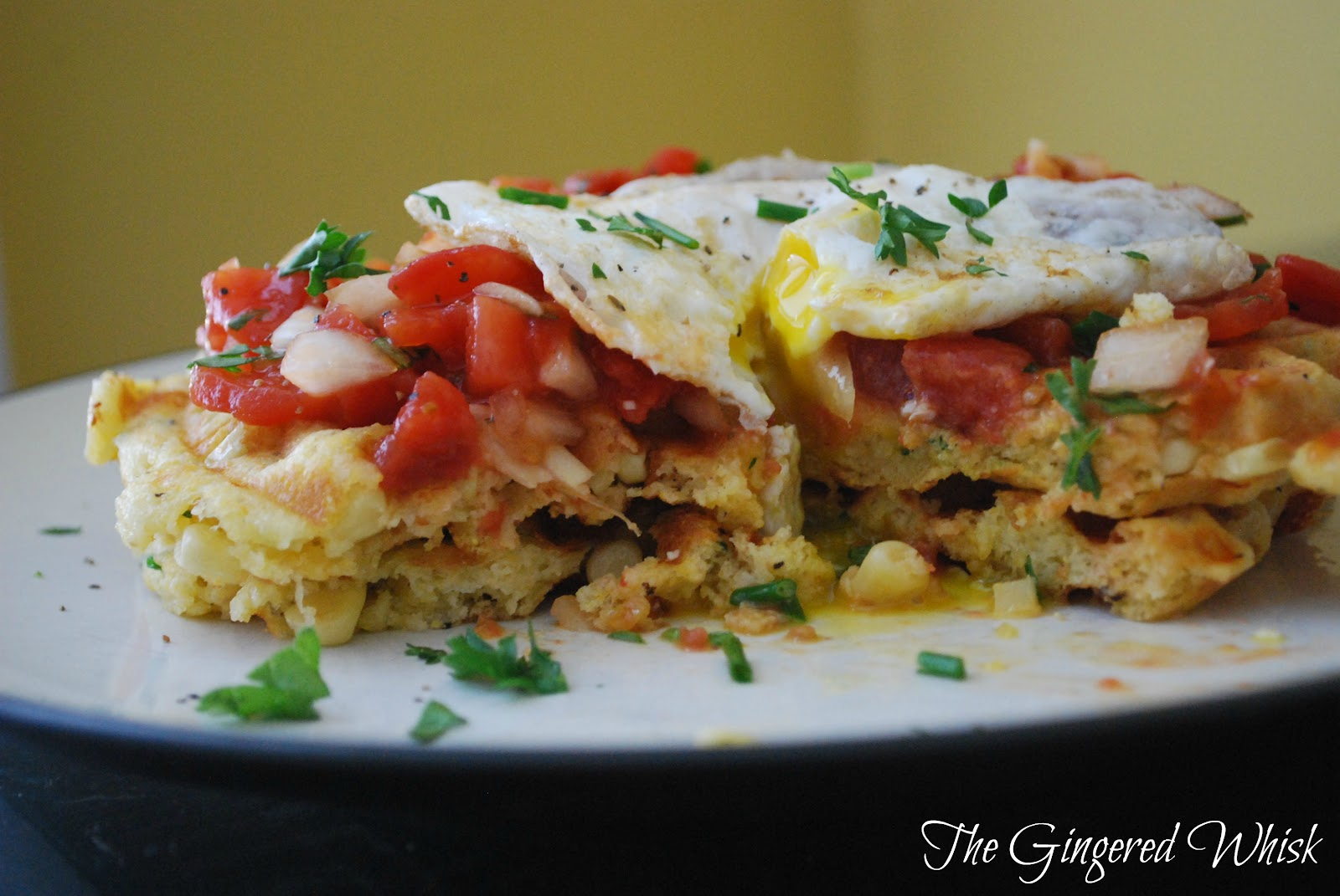 savory deviled eggs southwestern breakfast quesadilla with eggs black ...