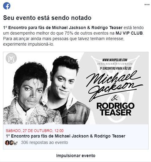 27/10 - ENCONTRO DE FÃS - RJ