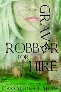 Grave Robber for Hire