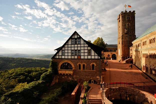 Wartburg Castle Germany