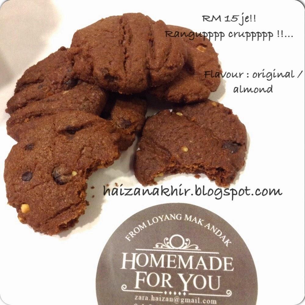 Homemade Cookies By Mak Andak