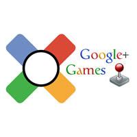 Google+ Games: Logo