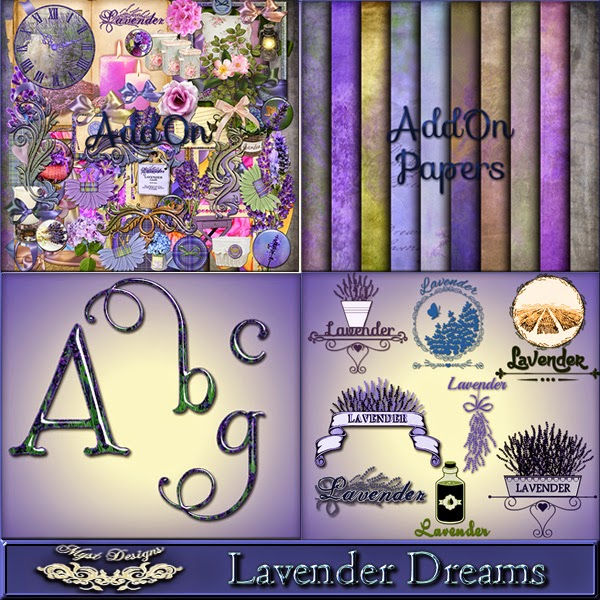 Lavender Dreams Add-On