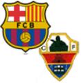 FC Barcelona - FC Elche