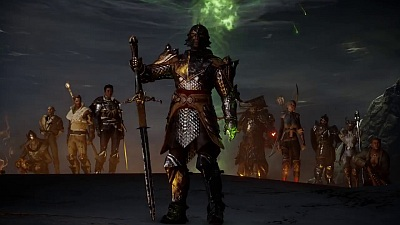 Dragon Age: Inquisition (Game) - 'The Hero of Thedas' / Official Trailer - Song(s) / Music