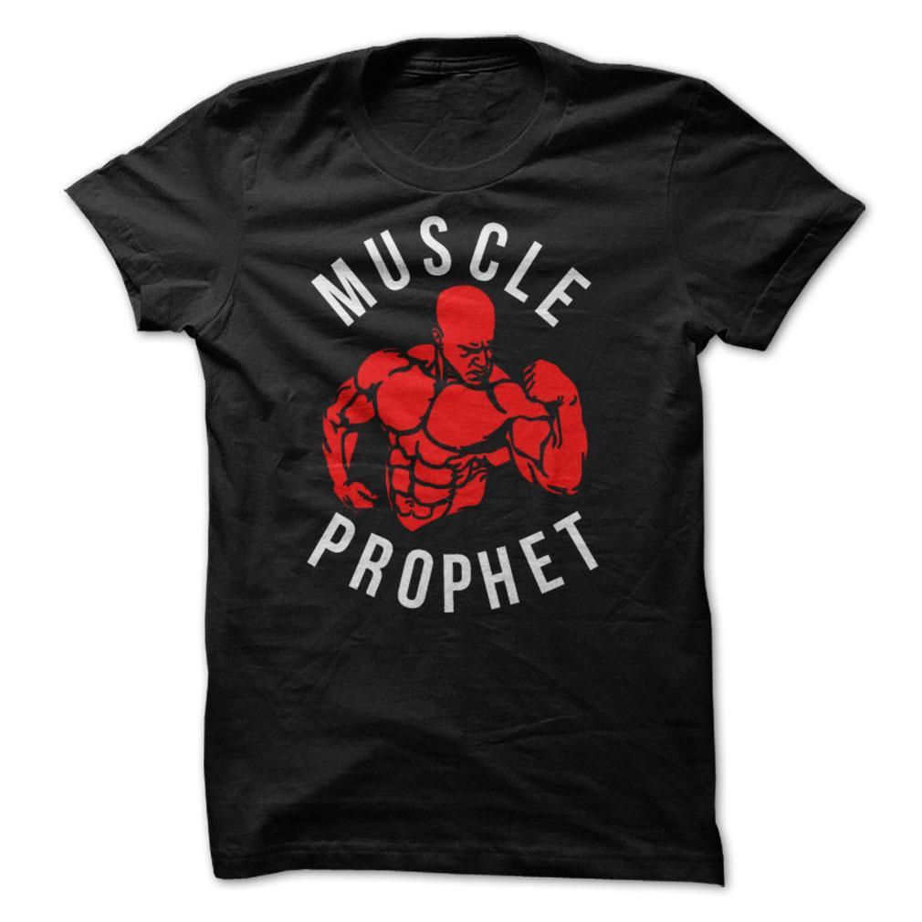 Muscle Tee Shirts