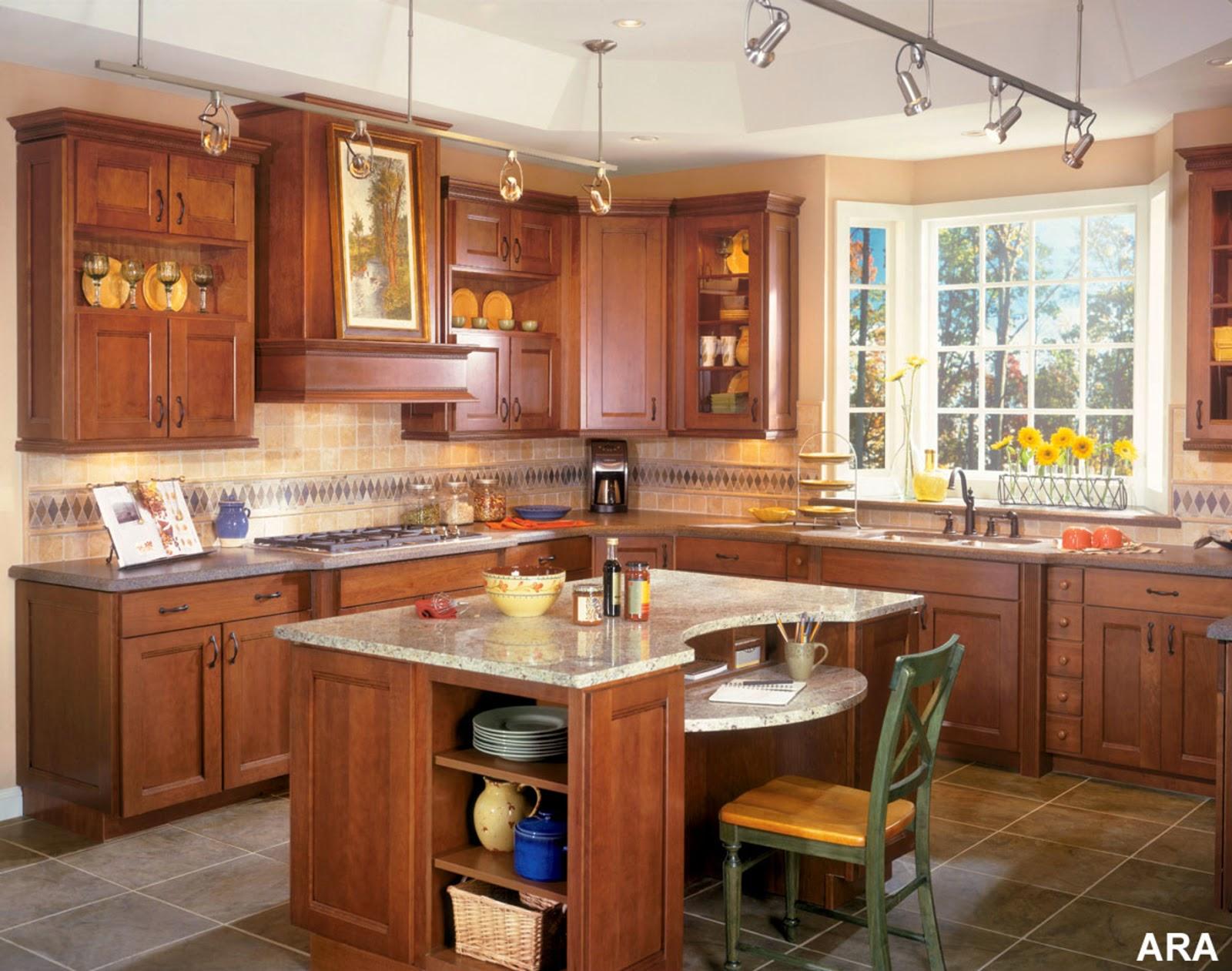 Gorgeous Elegant Kitchen Room | Sophisticated Interior House