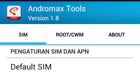 Cara Mudah Internet GSM Dengan Andromax Tool Terbaru, Tanpa Root ...