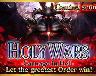 Rage of Bahamut Holy Wars 3: Carnage in Hell
