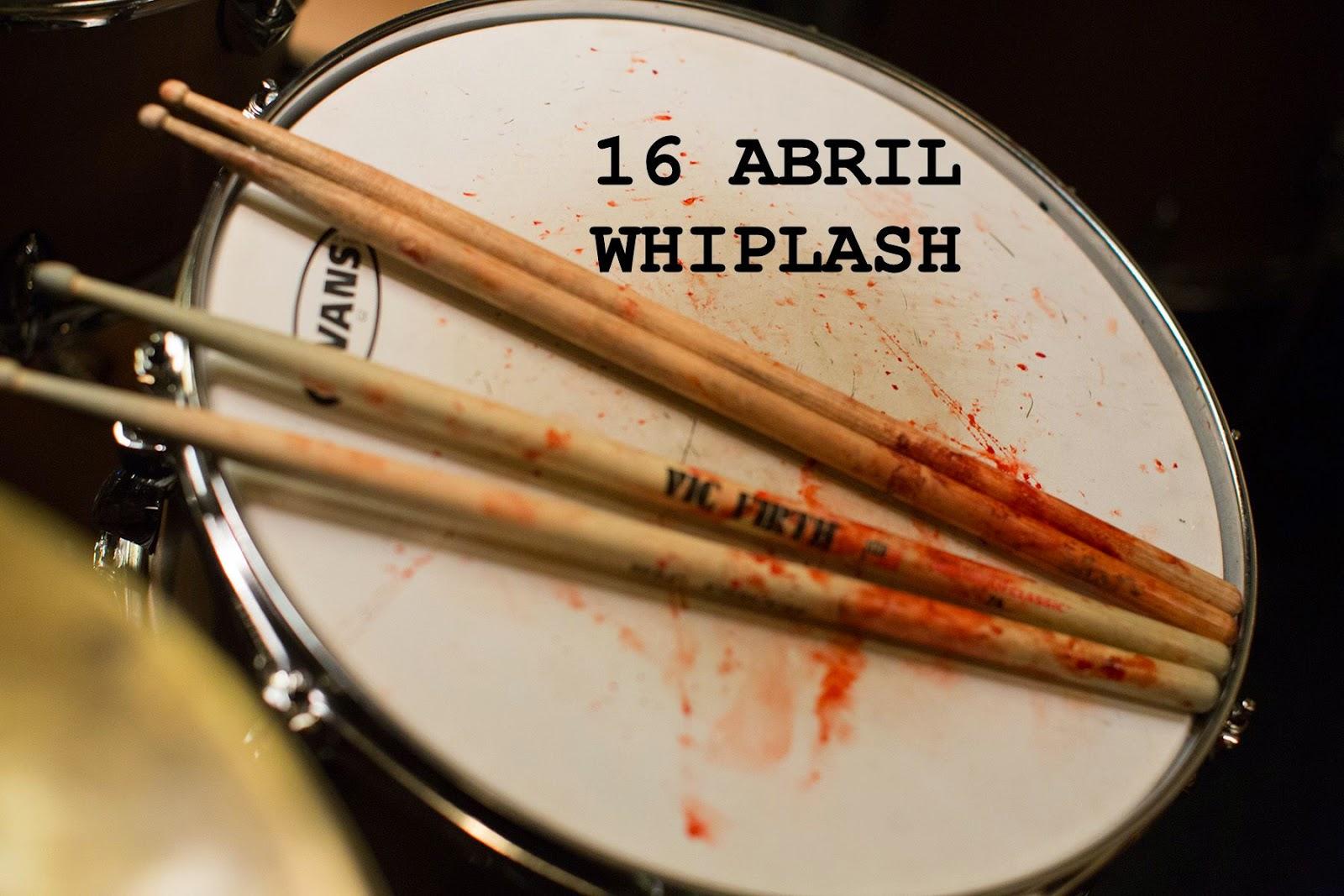 Whiplash - Nos Limites - Whiplash  de Damien Chazelle