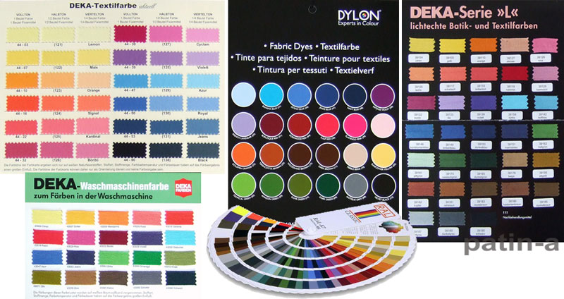 faqs zum f rben mit textilfarben patin a der patinier und kostuem blog. Black Bedroom Furniture Sets. Home Design Ideas